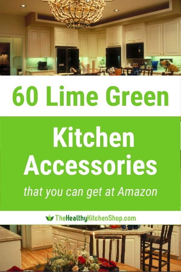 Lime Green Kitchen Accessories Gadgets Linens More